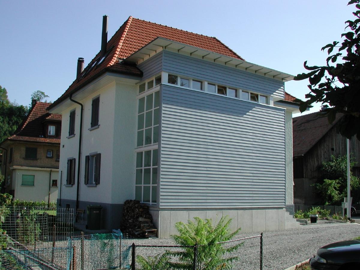 Schönenwerd An-/Umbau EFH