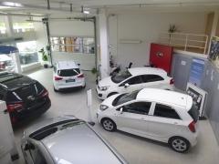 Baden Showroom Autogarage