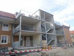 Schönenwerd Anbau Treppenhaus
