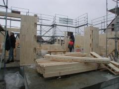 Bauablauf STEKO Holzbau