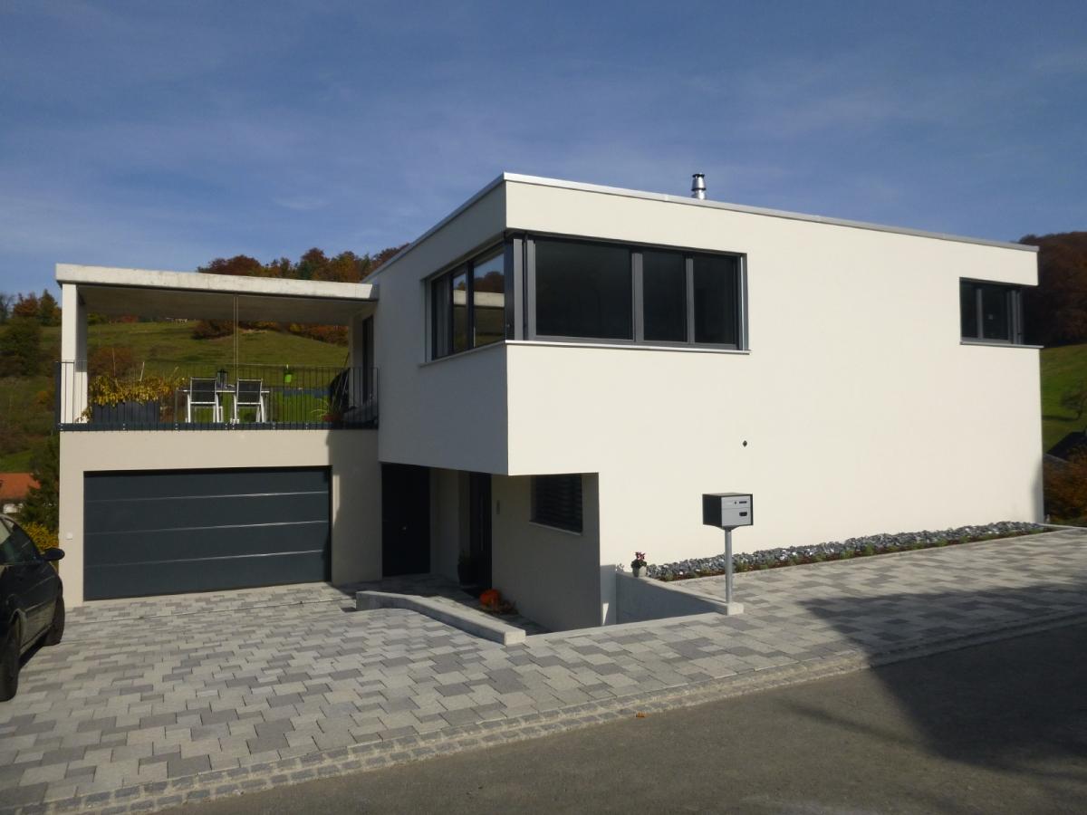 Galerie moderne geb ude imbimbo architektur for Moderne efh